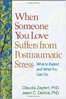 When Someone You Love Suffers from Posttrroduct/1609180aumatic Stress: What to Expect and What You Can Do Paperback,  by Jason C. DeViva PhD