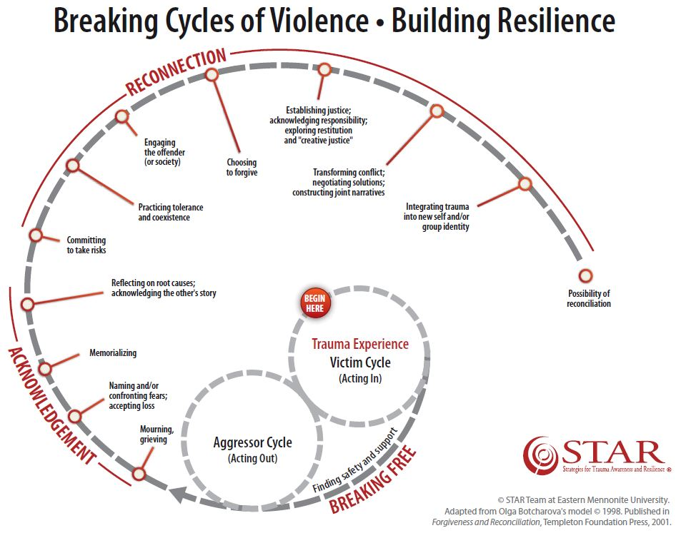Breaking Cycles of Violence - Building Resilience