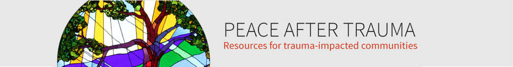 Peace after Trauma Logo